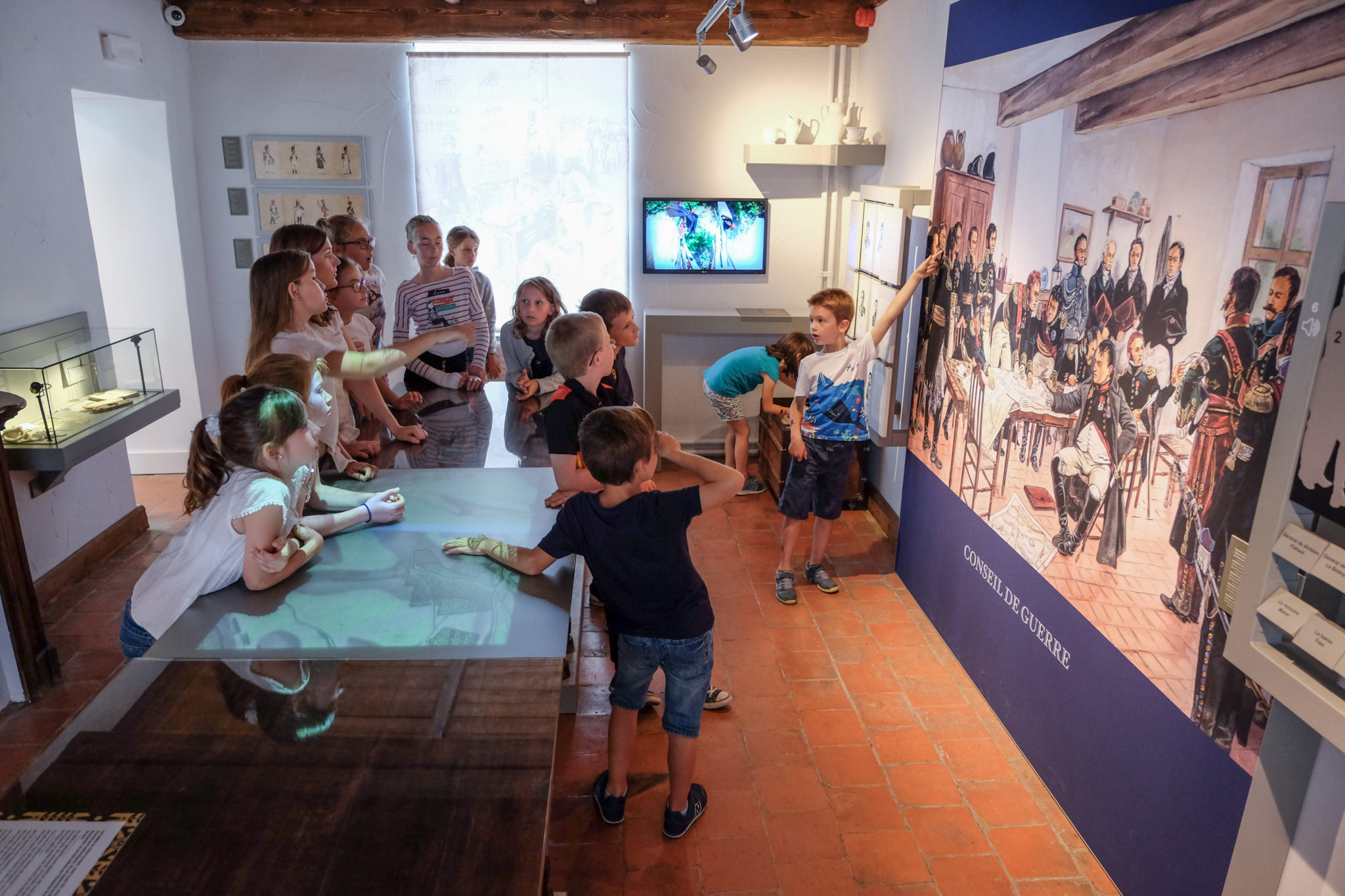 Musée Animation Salle 3