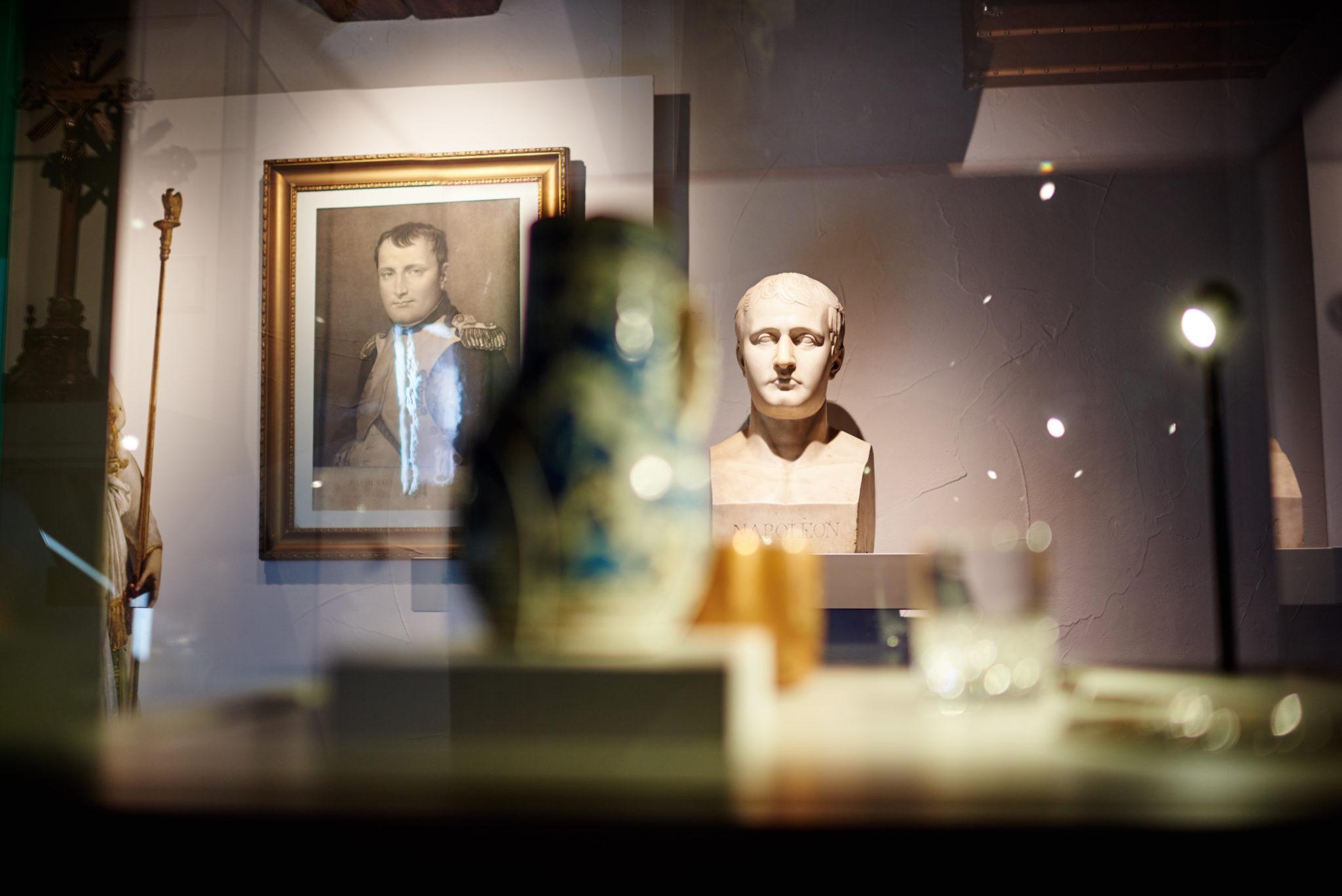 Musée Objets Napoléon